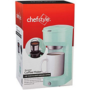 chefstyle Mint Single Serve Coffeemaker