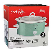 chefstyle Mint Slow Cooker