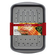 chefstyle Non-Stick Broiling Pan