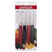 chefstyle Paring Knives