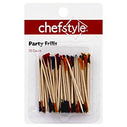 chefstyle Party Pick Frills