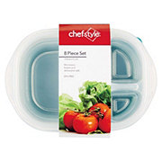 chefstyle Rectangle Food Storage
