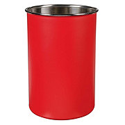chefstyle Red Stainless Steel Tool Holder