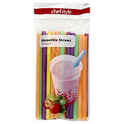 ChefStyle Smoothie/Milkshake Straws