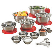 chefstyle Stainless Steel Mix & Measure Set