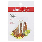 chefstyle Turkey Timer Pop Up