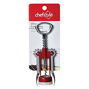 chefstyle Wing Style Corkscrew Metal