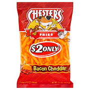 Chester's Bacon Cheddar Flavored Fries