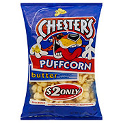 Chester's Butter Puffcorn