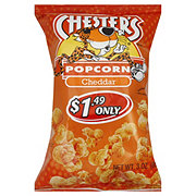 Chester's Cheddar Popcorn