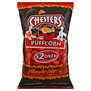 Chester's Flamin' Hot Puffcorn