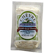 Chevre Montchevre Fresh Goat Cheese Sun Dried Tomatoes & Basil