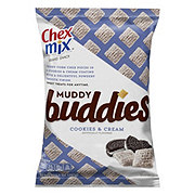 Chex Mix Cookies and Cream Muddy Buddies