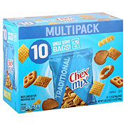 Chex Mix Traditional Snack Mix Multi Pack 10 CT