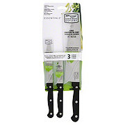 Chicago Cutlery Essentials Serrated Utility and Chef Knives Parer