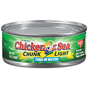 Chicken of the Sea Chunk Light Tuna in Water