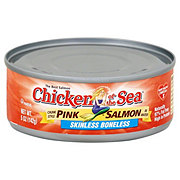 Chicken of the Sea Chunk Style Pink Salmon in Water