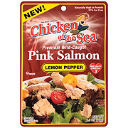 Chicken of the Sea Pink Salmon Lemon Pepper Pouch
