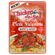 Chicken of the Sea Pink Salmon Sweet & Spicy Pouch