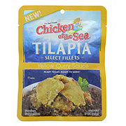 Chicken of the Sea Pouch Tilapia in Yellow Curry Sauce