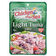 Chicken of the Sea Premium Light Tuna Pouch