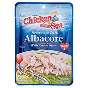 Chicken of the Sea Premium White Albacore Pouch