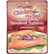 Chicken of the Sea Smoked Salmon Pouch