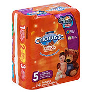 Chicolastic Classic Diapers, 14 ct