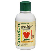ChildLife Essentials Liquid Calcium With Magnesium Natural Orange Flavor