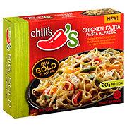 Chili's Chicken Fajita Pasta Alfredo