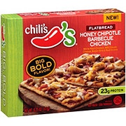 Chili's Flatbread, Honey Chipotle Barbecue Chicken
