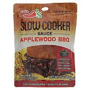 Chili's Slow Cooker Sauce, Applewood BBQ
