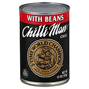 Chilli Man Chilli with Beans
