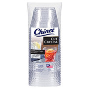 Chinet Cut Crystal Plastic Cup