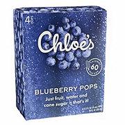 Chloe's Blueberry Pops
