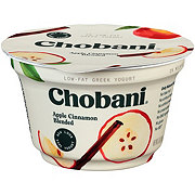 Chobani Apple Cinnamon Blended Low-Fat Greek Yogurt