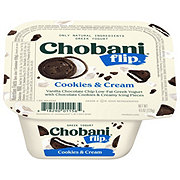 Chobani Flip Cookies & Cream Greek Yogurt