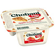 Chobani Flip Low-Fat Apple Crisp Twist Greek Yogurt