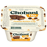 Chobani Flip Low-Fat Caramel Peanut Satisfaction Greek Yogurt