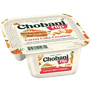 Chobani Flip Low-Fat Carrot Cake Creation Greek Yogurt