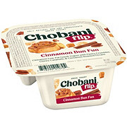 Chobani Flip Low-Fat Cinnamon Bun Fun Greek Yogurt