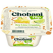 Chobani Flip Low-Fat Key Lime Crumble Greek Yogurt