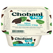 Chobani Flip Low-Fat Mint Chocolate Chip Greek Yogurt