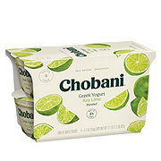 Chobani Low-Fat Key Lime Blended Greek Yogurt