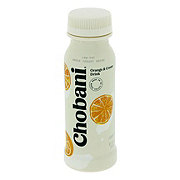 Chobani Low-Fat Orange & Cream Greek Yogurt Drink