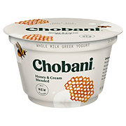 Chobani Low-Fat Pineapple Coconut Blended Greek Yogurt
