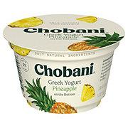 Chobani Low-Fat Pineapple on the Bottom Greek Yogurt
