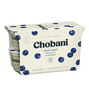 Chobani Non-Fat Blueberry on the Bottom Greek Yogurt