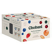 Chobani Non-Fat Greek Yogurt Variety Pack