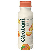 Chobani Peach Yogurt Drink